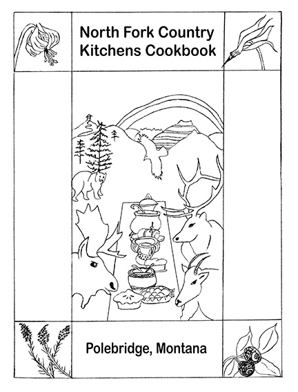 Front Cover of the cookbook