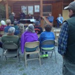 NFLA Holds June Meeting Outdoors