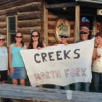 "The ""Creeks of the North Fork"" float"