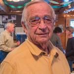A rare photo of Larry Wilson