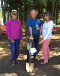 Three Musketeers, sponsors of this year's Community Picnic
