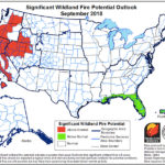 2018 September/October/November National Wildland Fire Outlook