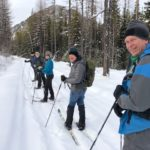 Nice Cross-Country Ski on Moose Creek