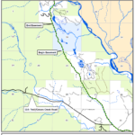 NF Road Easement Request - map